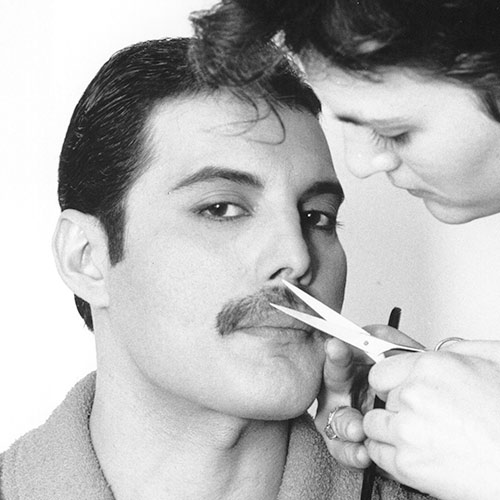 Icons answer: FREDDIE MERCURY