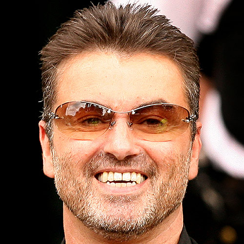 Icons answer: GEORGE MICHAEL