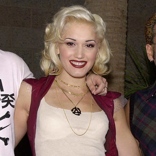 Icons answer: GWEN STEFANI
