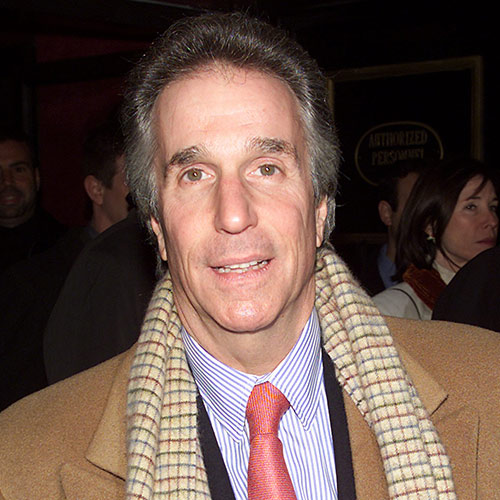 Icons answer: HENRY WINKLER