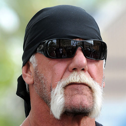 Icons answer: HULK HOGAN