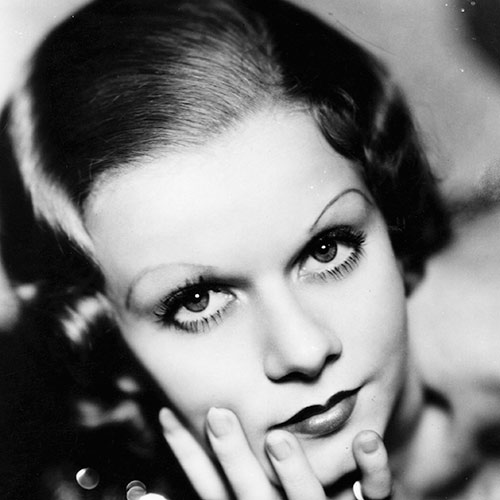 Icons answer: JEAN HARLOW