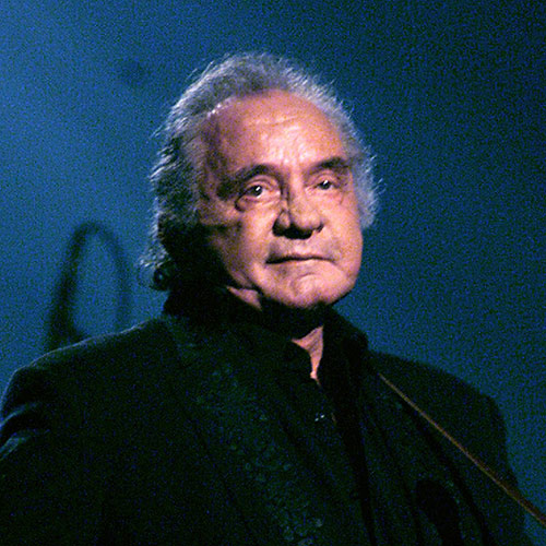 Icons answer: JOHNNY CASH