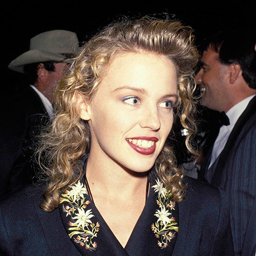 Icons answer: KYLIE MINOGUE