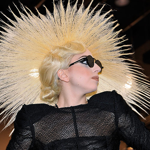 Icons answer: LADY GAGA