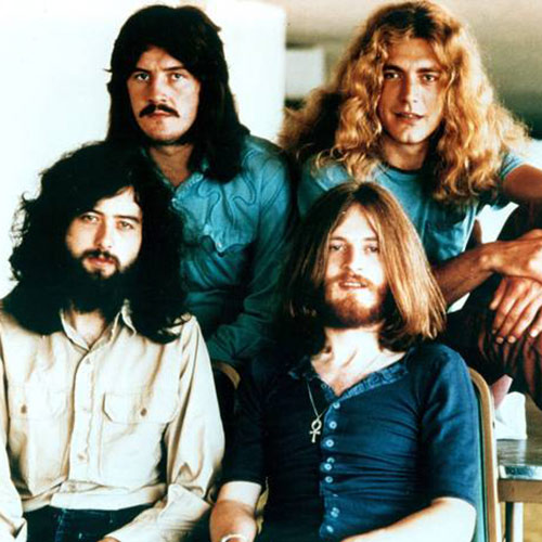 Icons answer: LED ZEPPELIN