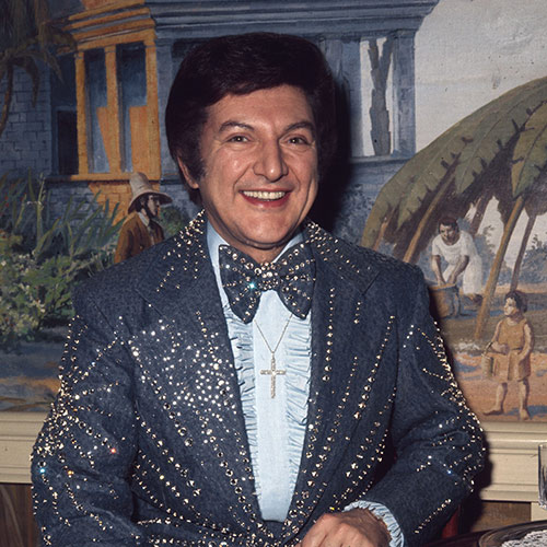 Icons answer: LIBERACE