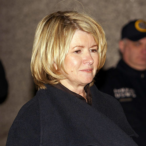 Icons answer: MARTHA STEWART