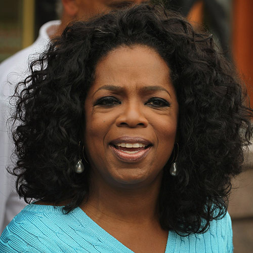 Icons answer: OPRAH WINFREY