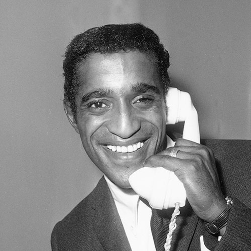 Icons answer: SAMMY DAVIS JR