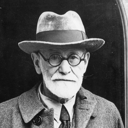Icons answer: SIGMUND FREUD