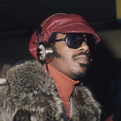 Icons answer: STEVIE WONDER