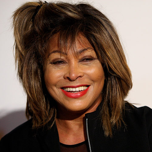 Icons answer: TINA TURNER