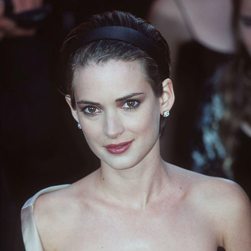 Icons answer: WINONA RYDER