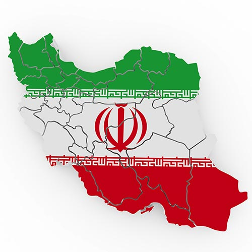 I is for... answer: IRAN
