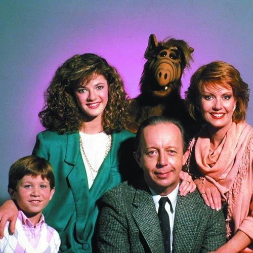 I ♥ 1980s answer: ALF