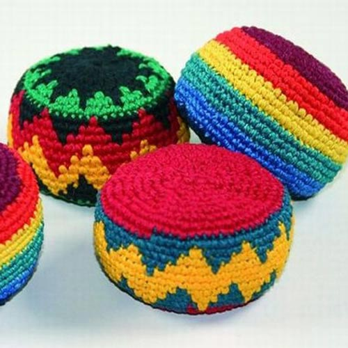I Love 1980s answer: HACKY SACKS