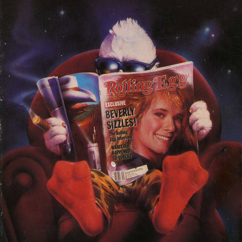 I ♥ 1980s answer: HOWARD THE DUCK