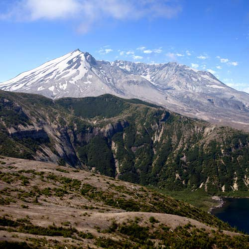 I ♥ 1980s answer: MOUNT ST HELENS