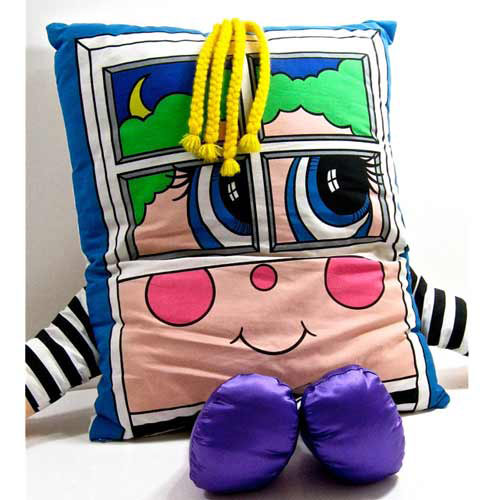 I ♥ 1980s answer: PILLOW PEOPLE
