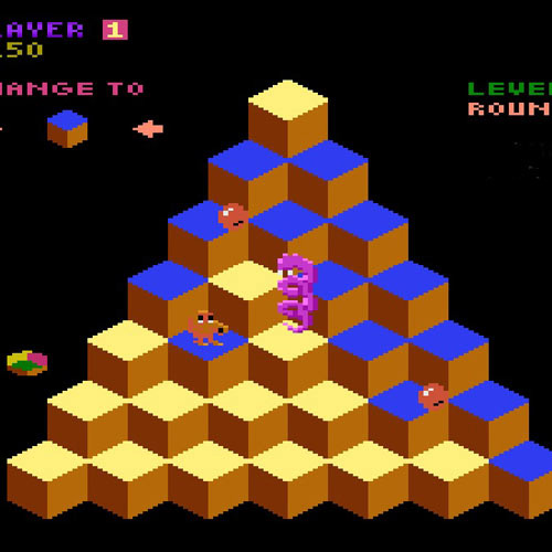 I Love 1980s answer: QBERT