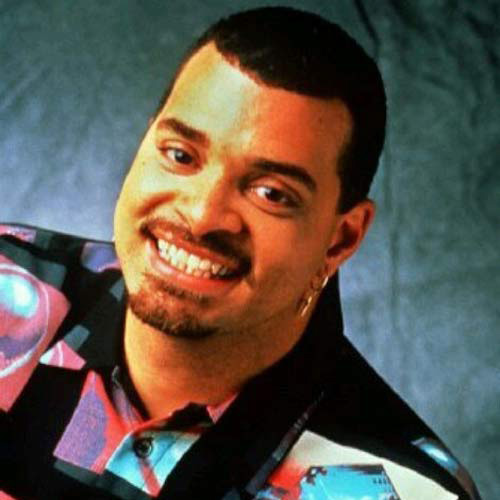 I ♥ 1980s answer: SINBAD