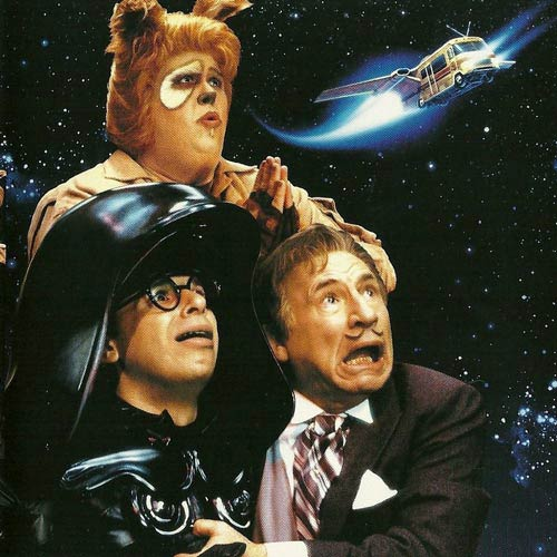 I ♥ 1980s answer: SPACEBALLS