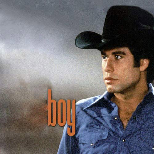 I ♥ 1980s answer: URBAN COWBOY