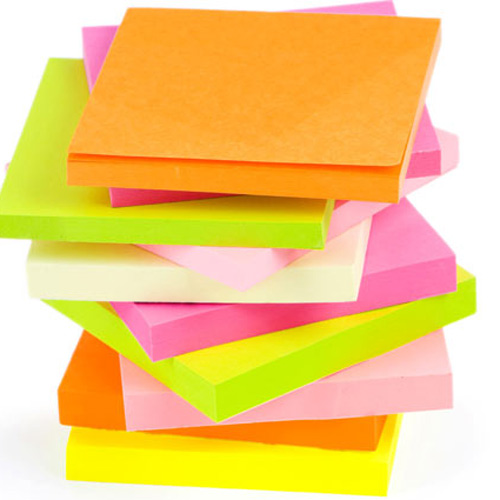 I ♥ 1980s answer: POST-ITS