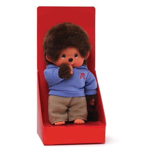 I ♥ 1980s answer: MONCHHICHI