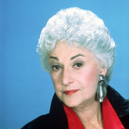 I ♥ 1980s answer: BEA ARTHUR