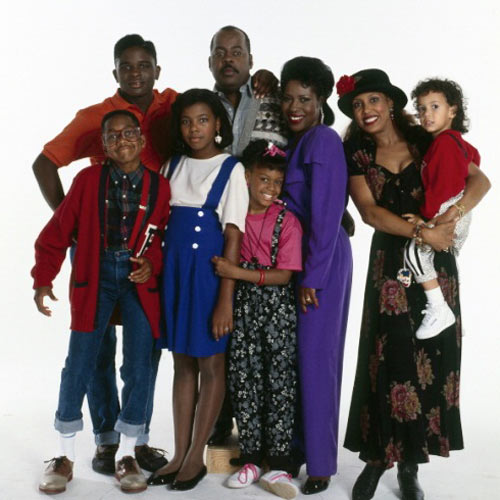 I ♥ 1990s answer: FAMILY MATTERS