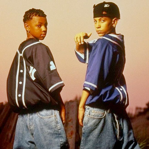 I ♥ 1990s answer: KRIS KROSS