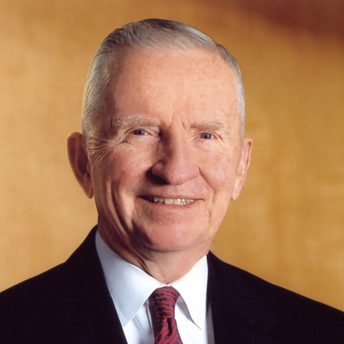 I ♥ 1990s answer: ROSS PEROT
