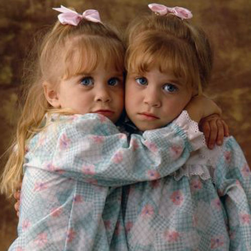 I ♥ 1990s answer: THE OLSEN TWINS