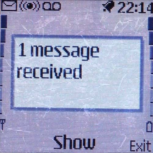 I ♥ 1990s answer: TEXT MESSAGING