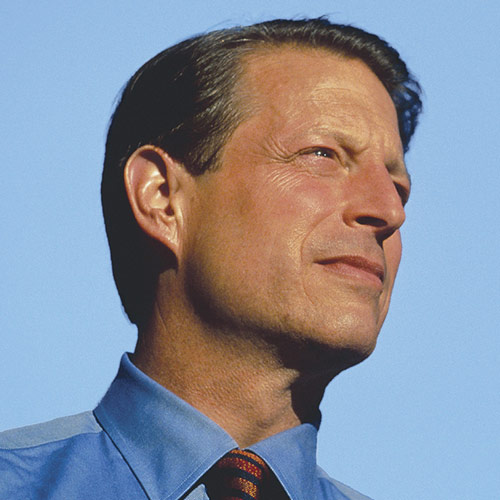 I ♥ 2000s answer: AL GORE