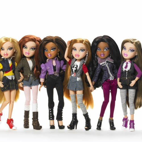 I ♥ 2000s answer: BRATZ DOLLS