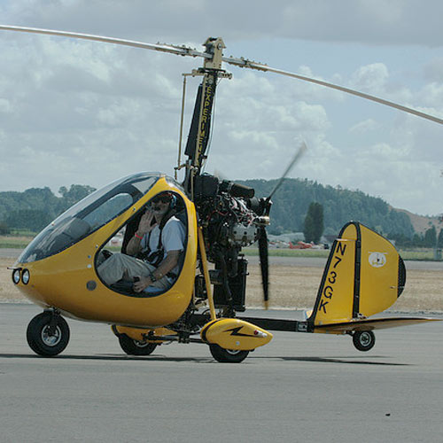 I Love 2000s answer: GYROPLANE