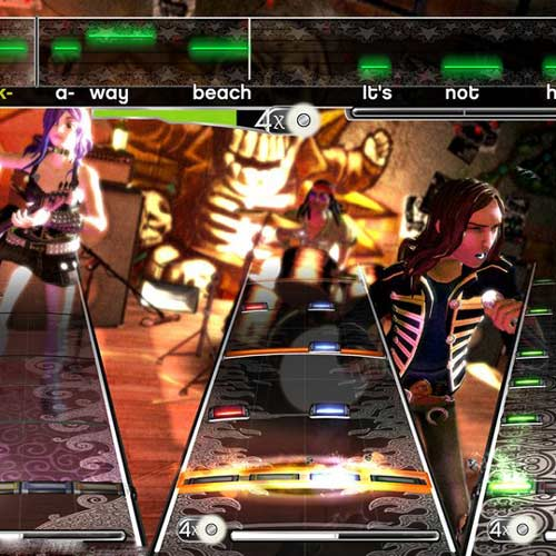 I ♥ 2000s answer: ROCK BAND
