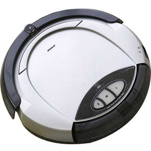 I ♥ 2000s answer: ROOMBA