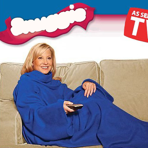 I Love 2000s answer: SNUGGIE