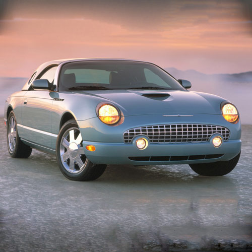 I ♥ 2000s answer: THUNDERBIRD