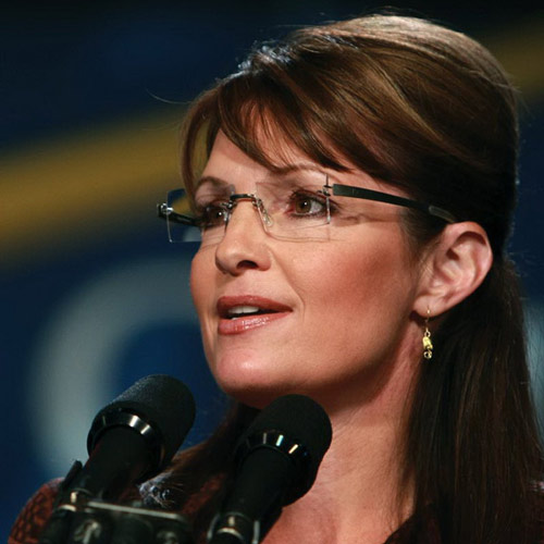 I ♥ 2000s answer: SARAH PALIN