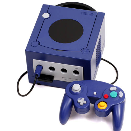 I ♥ 2000s answer: GAMECUBE