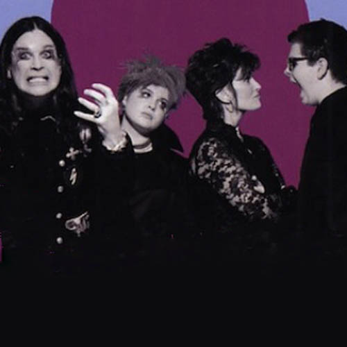 I ♥ 2000s answer: THE OSBOURNES