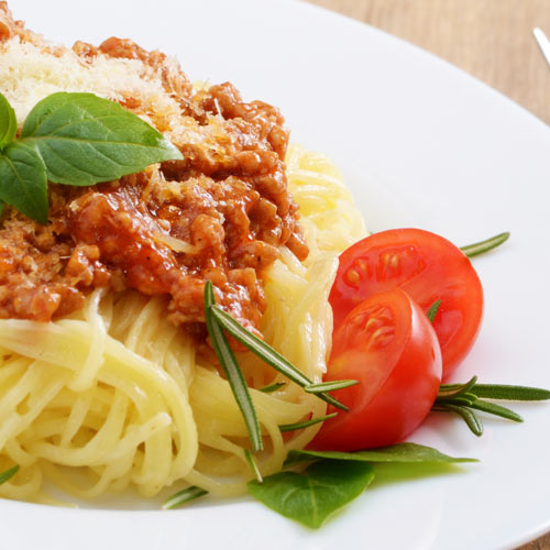 I Love Italy answer: BOLOGNESE