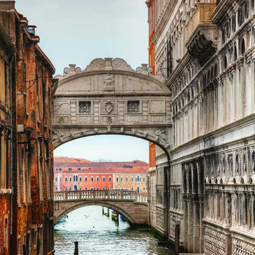 I Love Italy answer: BRIDGE OF SIGHS