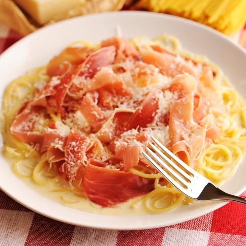 I Love Italy answer: CARBONARA