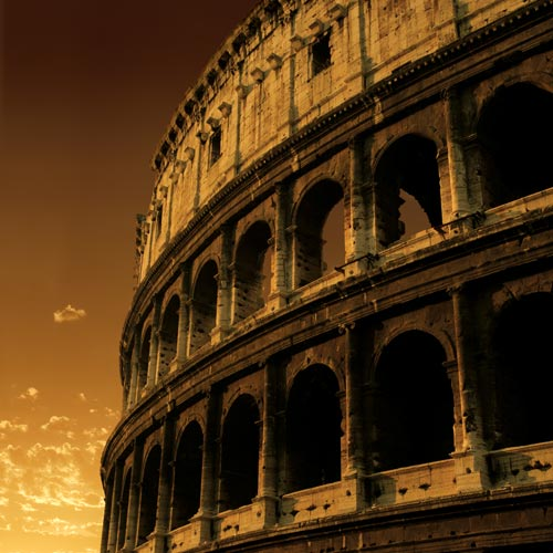 I Love Italy answer: COLOSSEUM
